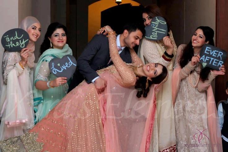 Great Desi Bridesmaids Pictures Idea