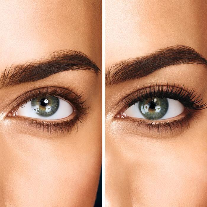 how to get nice eyelashes with mascara