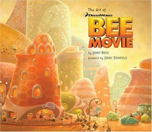 The Art of Bee Movie by Jerry Beck