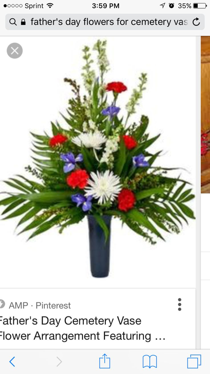 23 Best Graveside Flowers Images On Pinterest Funeral Flowers