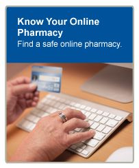 BeSafeRx: Know Your Online Pharmacy  -- FDA BeSafeRx is a national campaign to raise awareness of the dangers of buying prescription medicines from fake online pharmacies. This campaign provides the resources to help consumers: Know the Risks*  Know the Signs*  Know Your Online Pharmacy