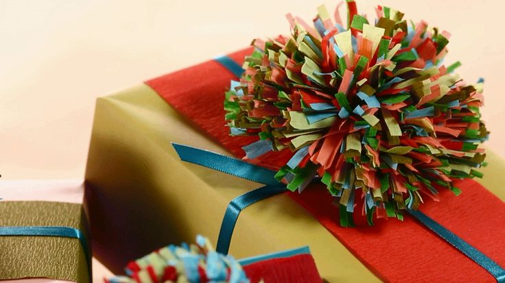 28 best images about diy gift wrapping ideas on for Paper christmas gifts
