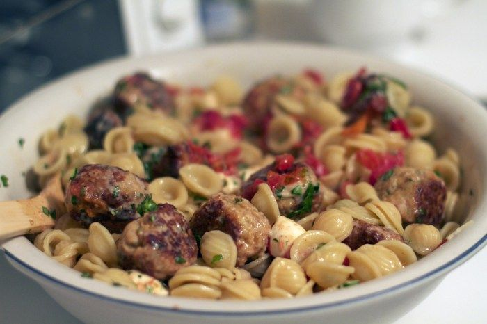 How To Make The Very Best Chicken Meatballs – Food Republic | More ...