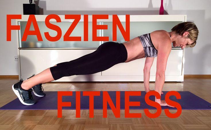 15 min. Faszien Fitness mit Gabi Fastner