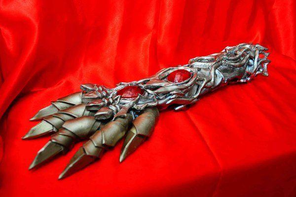 Witchblade Gauntlet by ~Lord-Angelus on deviantART