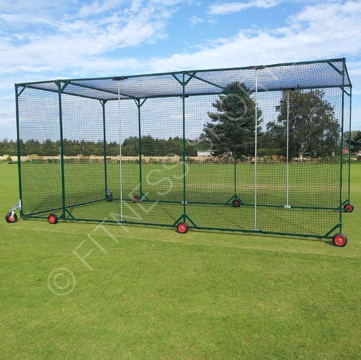 Portable Batting Cages Backyard: Best 14 Cricket Nets And Batting Cages Images On Pinterest