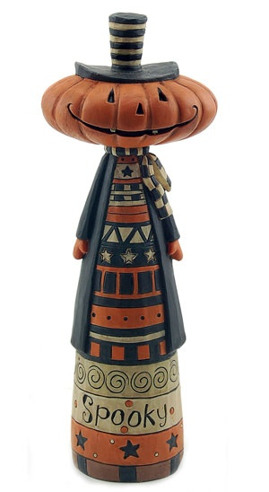 Spooky Halloween Man