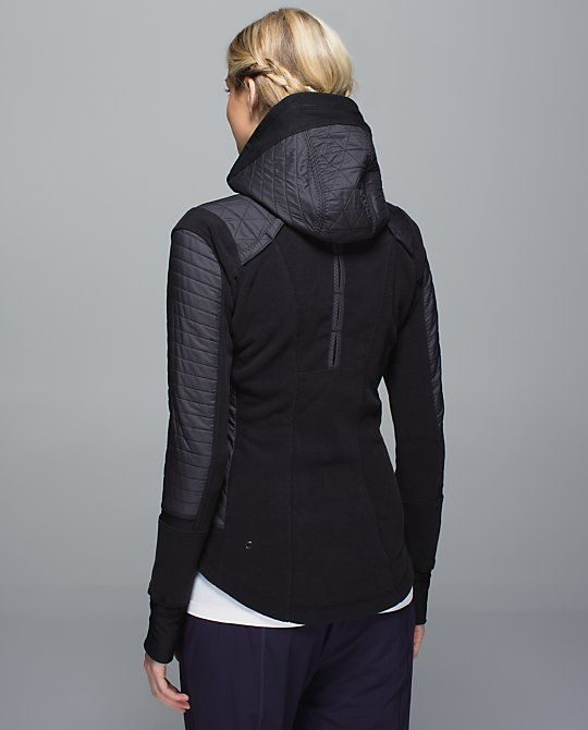 Fleecy Keen Jacket II from Lululemon