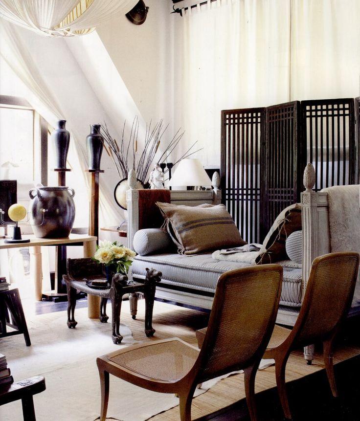 Look Inside Designer Juan Montoyau0027s Weekend House.