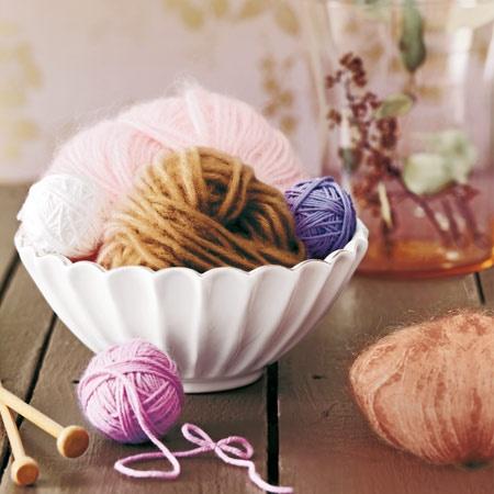 Tolle Wolle: Kreative Geschenkideen mit Wolle in Strick-Optik