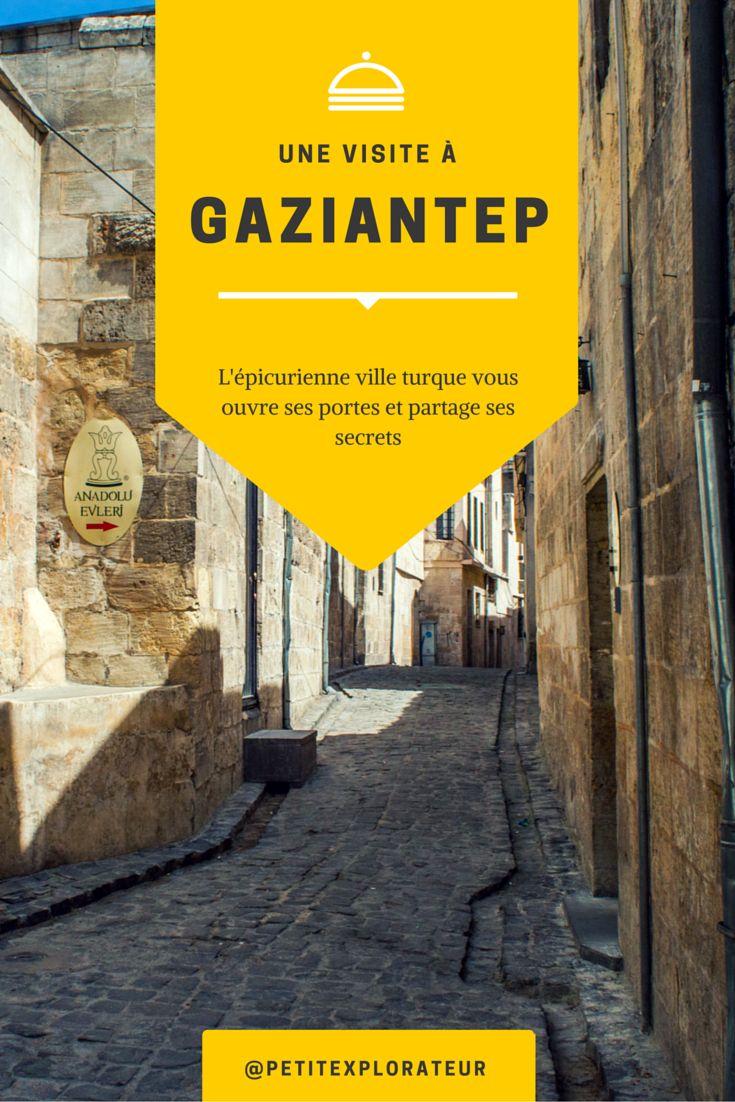 Sortez des sentiers battus et découvrez la ville de Gaziantep au sud de la Turquie. Au programme, Histoire et Gastronomie, hospitalité et gentillesse.