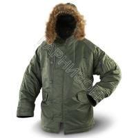 Куртка аляска военая