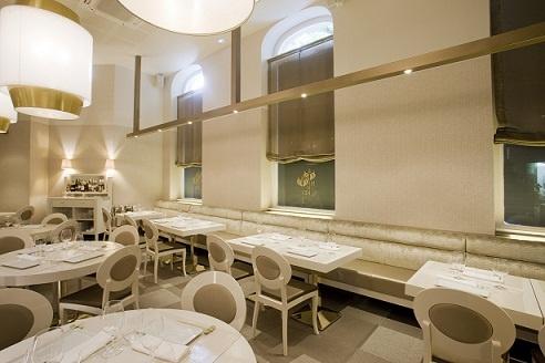 Restaurante Nikkei 225, Japón y Perú, paseo de la Castellana 15, Madrid