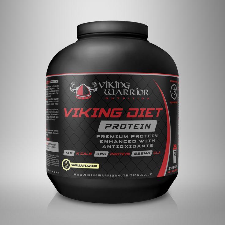 Diet Protein Plus - Viking Warrior Nutrition