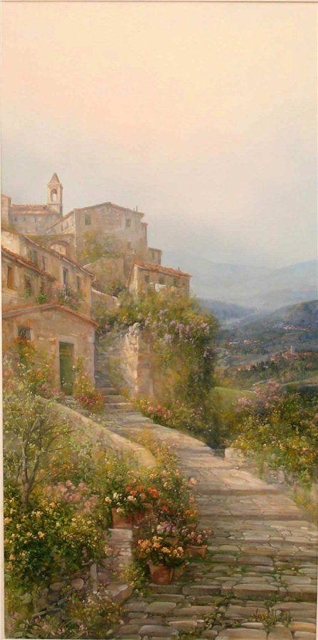 Antonietta Varallo !!!@@@@¡¡¡¡....http://www.pinterest.com/elianecarneiro/paisagens-3/ !!!@@@@¡¡¡¡....http://www.pinterest.com/elianecarneiro/paisagens-3/