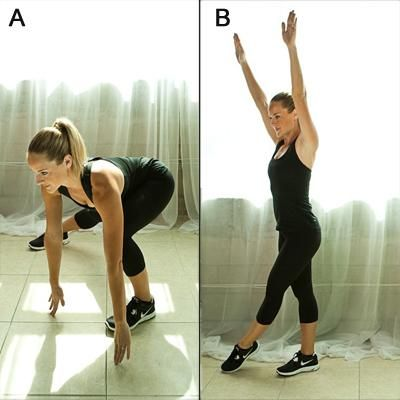 best 10 moves for thin thighs!