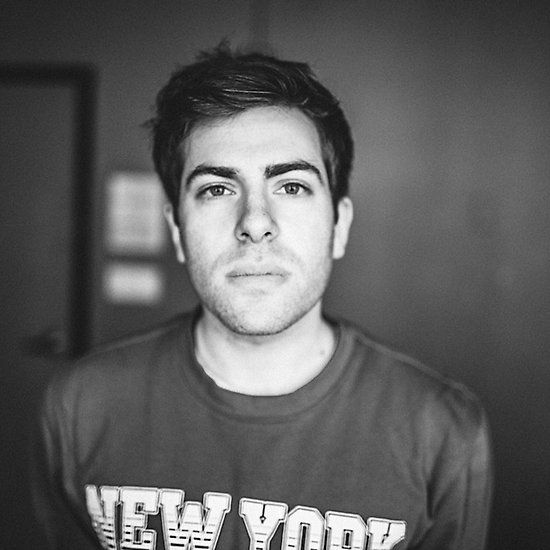 Hoodie Allen hecka strong eyebrow game