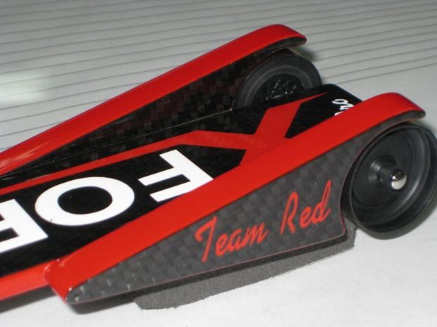 Pinewood derby indy car template autos post for Formula 1 pinewood derby car template
