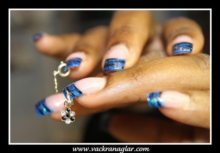 Vackra naglar i Stockholm - Keits jobb
