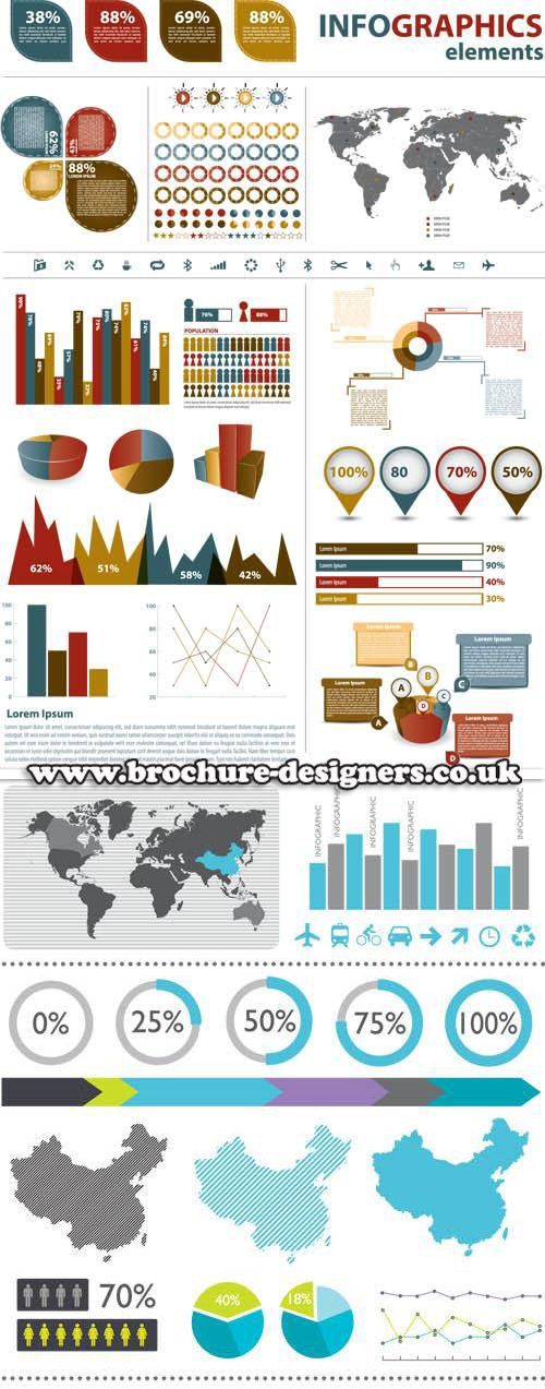 business infographics useful for business presentation design www.brochure-designers.co.uk #businesspresentation #businessbrochure #infographics