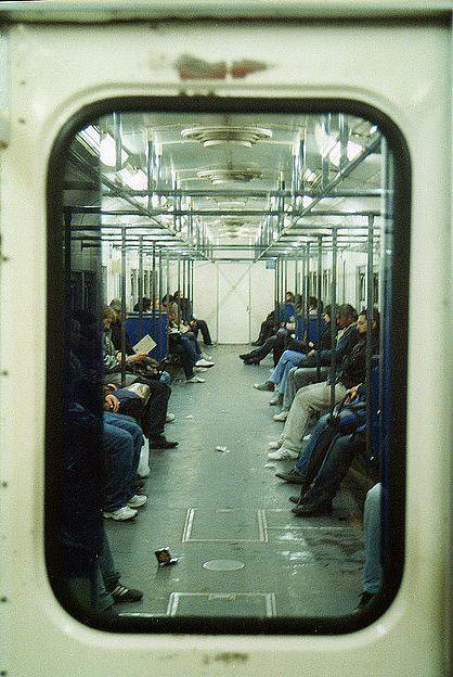 Journey through the underground