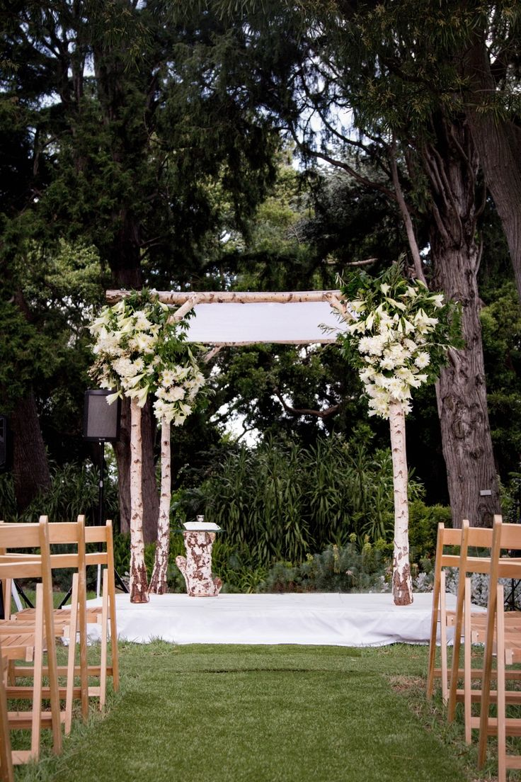 Best 25 birch chuppah ideas on pinterest backdrop with for 1001 nights persian cuisine menu
