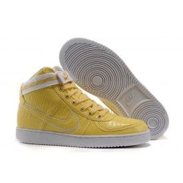 Billig Nike Vandal High Männer Gelb Weiß Schuhe Online | Beliebt Nike Skate Schuhe Online | Nike Schuhe Online Zu Verkaufen | schuheoutlet.net