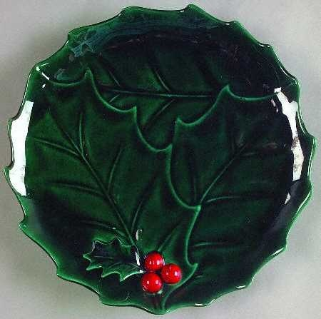 Holly, Lefton: Christmas Porcelain, Vintage Christmas, Lefton Holly, Candles Holders, Holly Berries, Lefton Plates, Christmas Decor, Christmas Vintage, German Christmas
