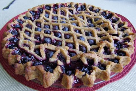 Gluten-free Blueberry Pie #glutenfree | Gluten Free Recipes | Pinter ...