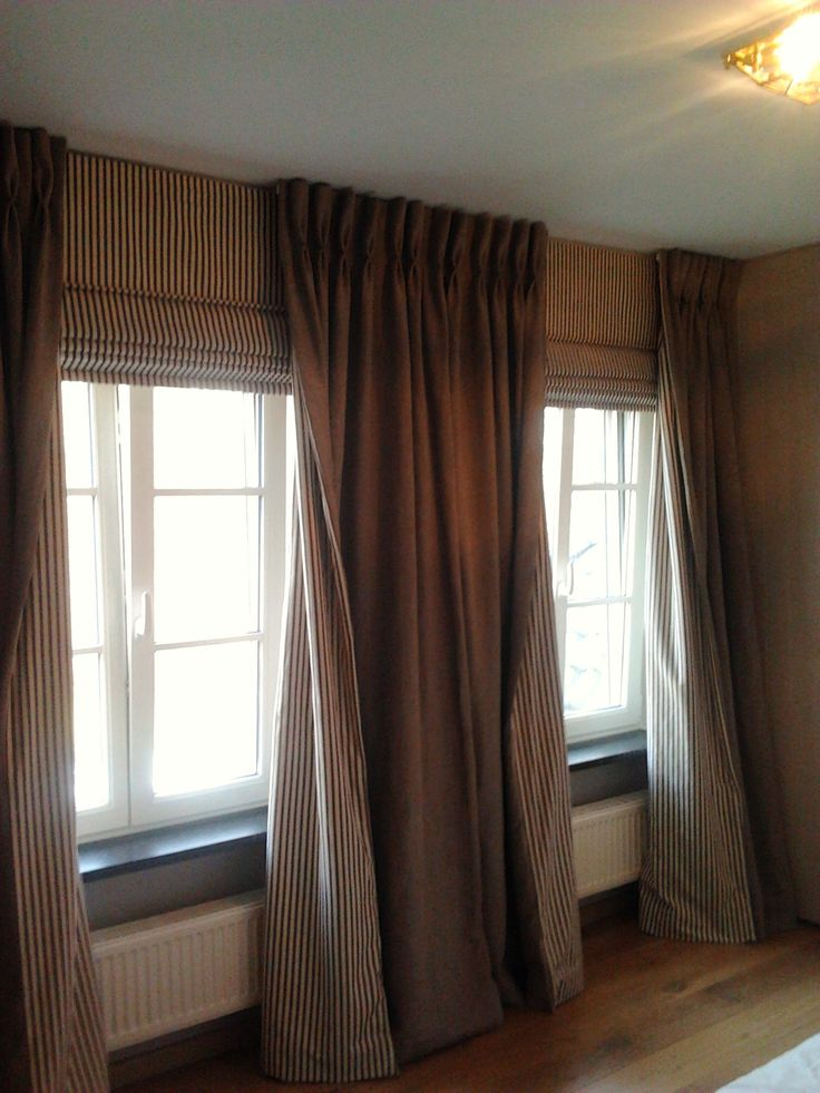 curtains custommade private client project - by HOME INTERIORS