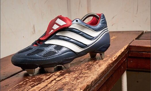 Adidas Predator Precision Blue.  The best pair of boots I've ever owned.
