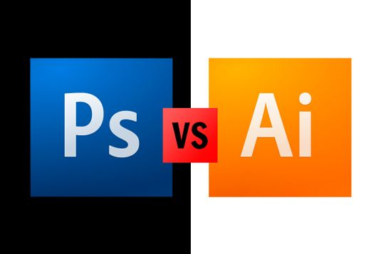 Which is better - Photoshop or Illustrator?   Adobe   Creative Bloq