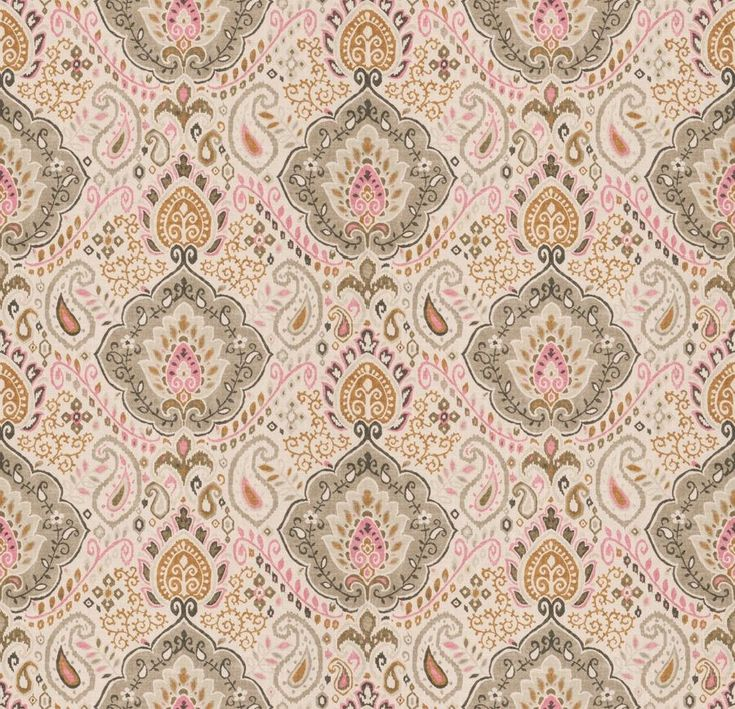 A modern paisley damask floral upholstery and drapery fabric in light pink, light grey, mocha brown and ivory. This fabric is suitable for all furniture upholstery and window treatments. Please use the drop down box for your choice of fabric by the yard, pillows or lined curtains. Scroll down to see item descriptions and additional color links. FABRIC SAMPLES: Fabric Name for Sample Order: Thornton Order Fabric Swatches Here: https://www.etsy.com/listing/125101789/f...