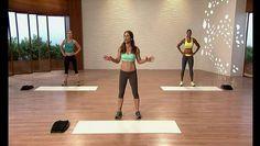 This is workout 1 from Jillian Beginner Shred program.
