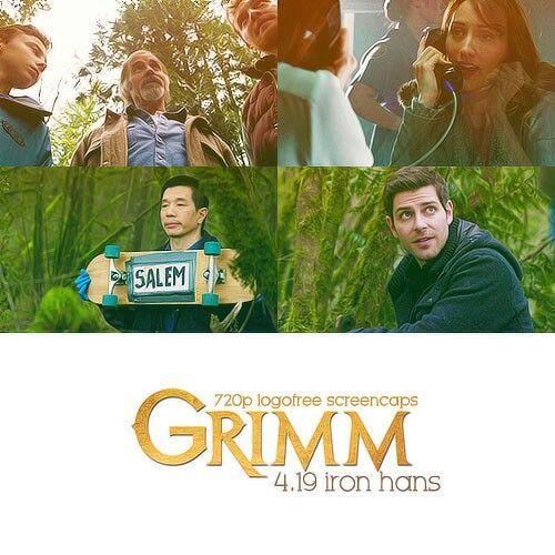 #Grimm - Season 4 Episode 19