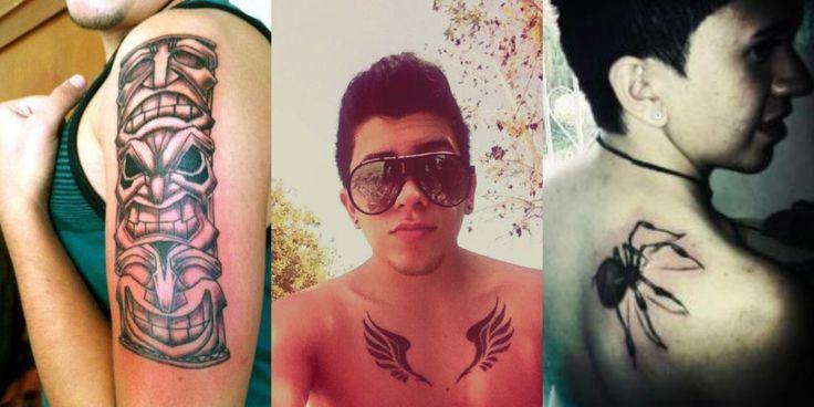 Los 3 Tatuajes de Kike...