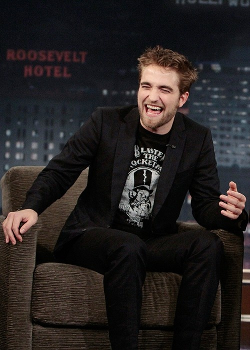 love that laugh!: Robert Pattinson Sexy, Robsession, Jimmy Kimmel, Sexy Robert, Rob Pattinson, Heart Rob, Man