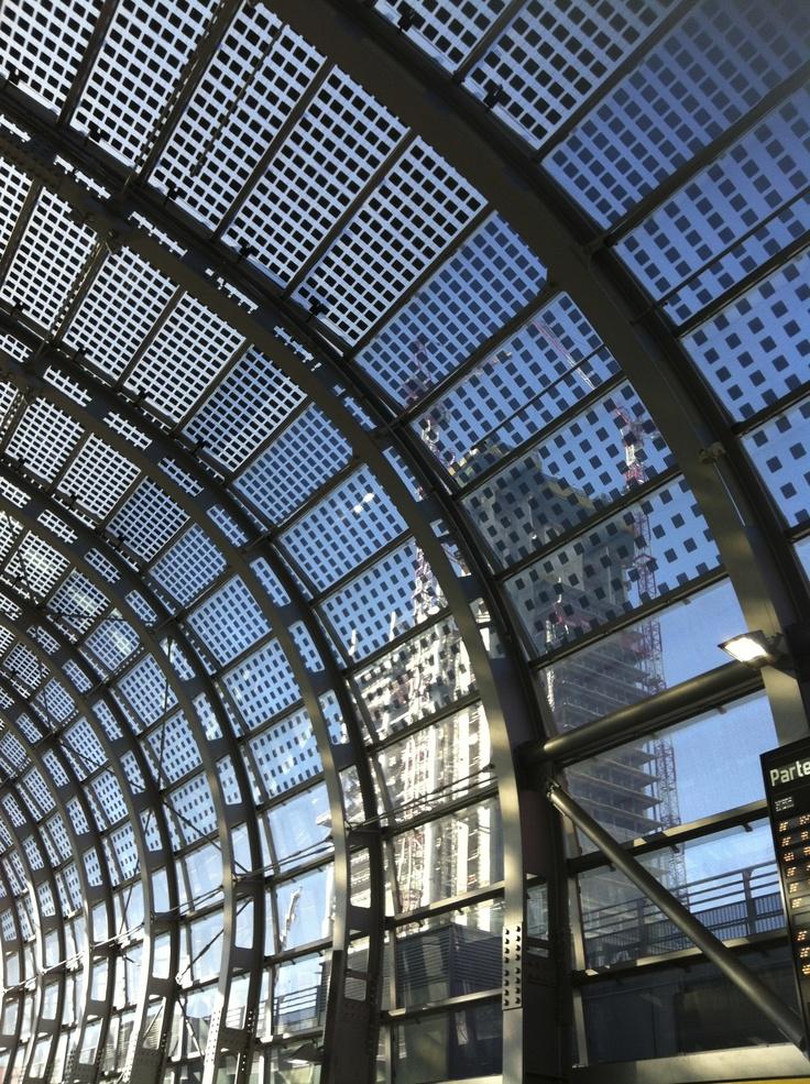 Nuova Stazione di Porta Susa #torino