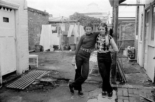 Mates, Prahran 1975   Rennie Ellis Photographic Archive