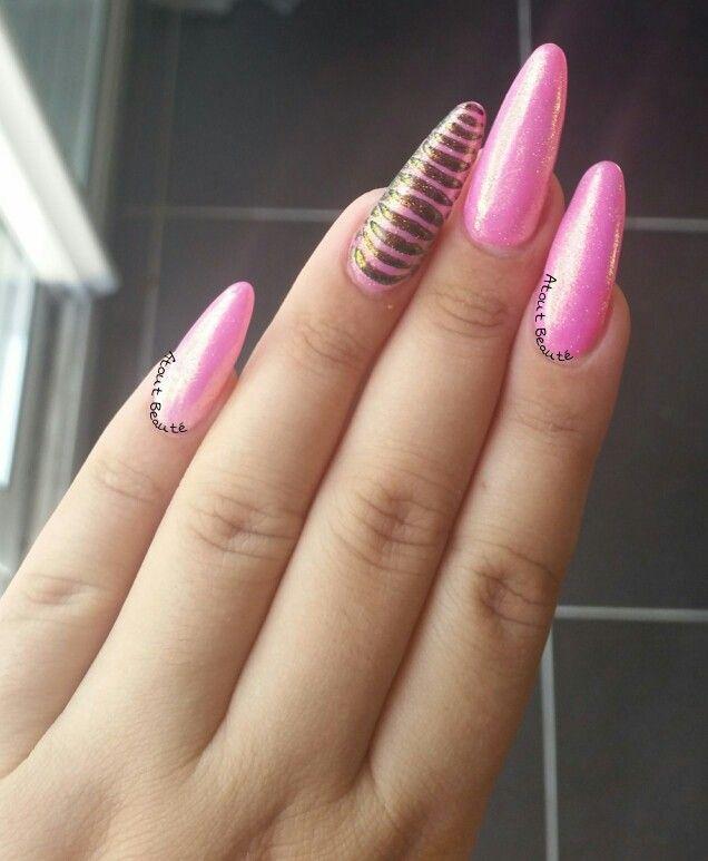 Produits  Ongles Access et Indigo Nails pour leffet sirène