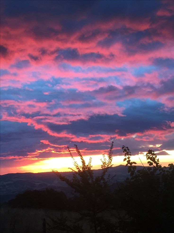 Simply morning in Molise