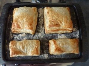 How to make pasties at home