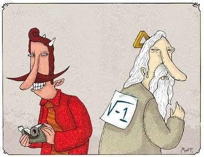 Broma matemática!