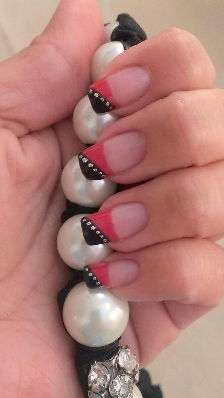 67 besten Nails Bilder auf Pinterest   Frisuren, Nageldesign und ...