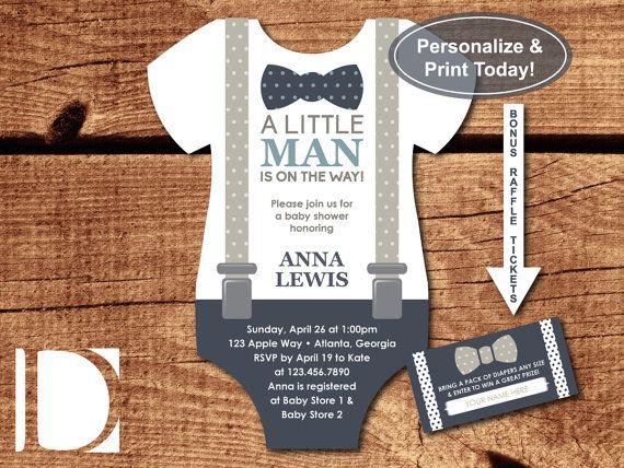 Best 20 Baby boy shower invitations ideas on Pinterest