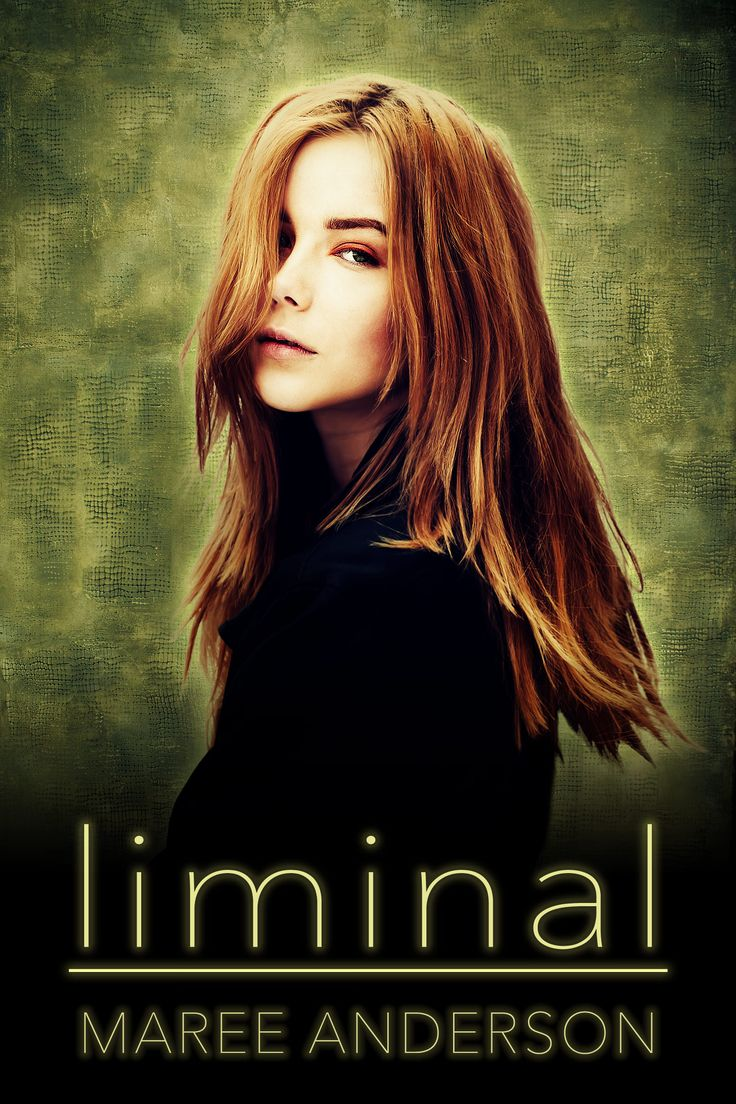 Shiny new cover for my upcoming YA, LIMINAL :)