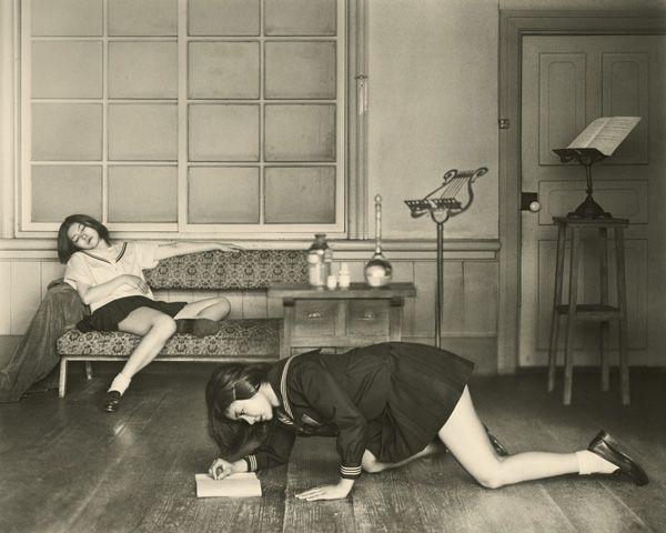 A Study of The Salon hisaji hara