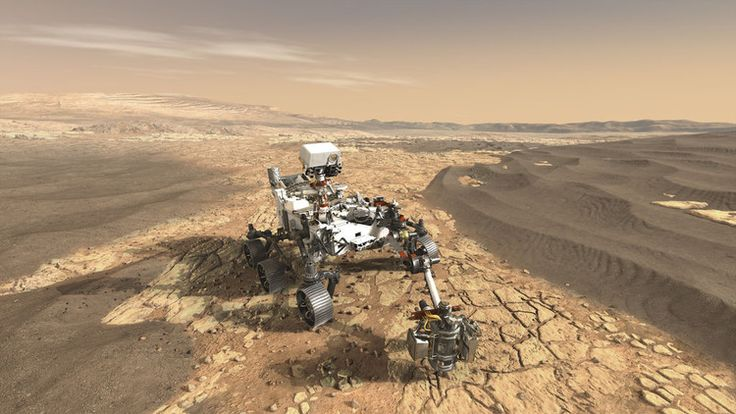 NASA 2020 Rover Over 10 Million People Are Sending Their