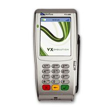 "The Verifone VX 680 is one of the world's smallest, full-functioning, portable payment devices - designed specifically for businesses on the move. The large 3.5"" colour touch screen provides an exceptional customer experience."