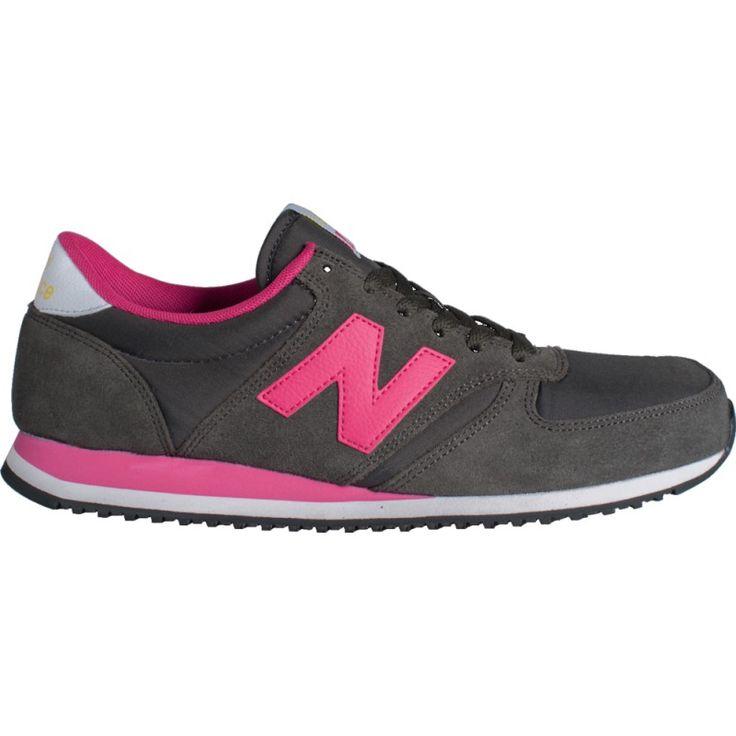 Playero U420 SNPG rosa y negra #zapatillas #sneakers #Parafernalia # NewBalance